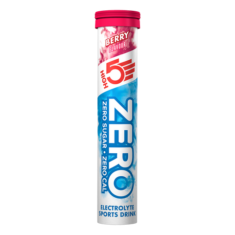 ZERO Active Hydration Electrolyte Drink 20 Tabs/Tube Berry