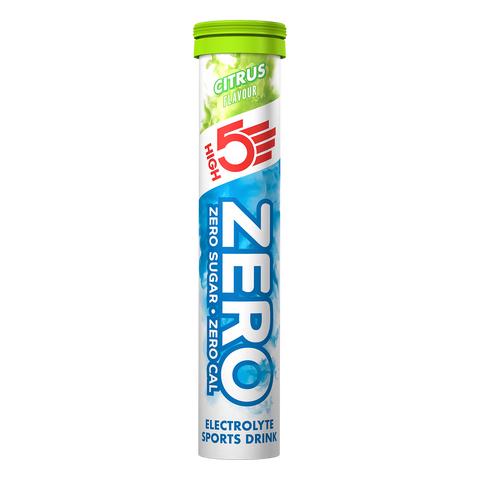 ZERO Active Hydration Electrolyte Drink 20 Tabs/Tube Citrus
