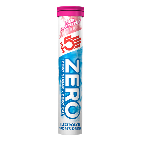 ZERO Active Hydration Electrolyte Drink 20 Tabs/Tube Pink Grapefruit