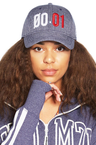 Hat Denim 00,01
