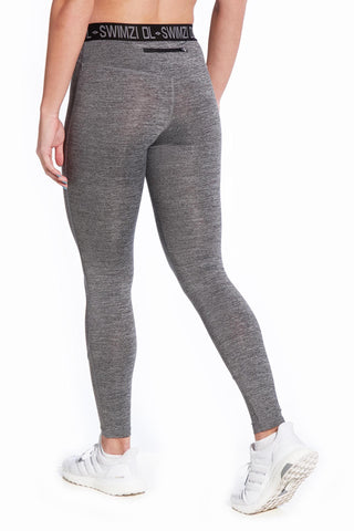Sports Leggings Graphite