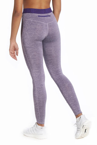 Sports Leggings Violet