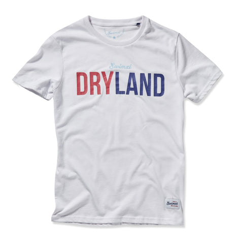 Short Sleeve White Dryland