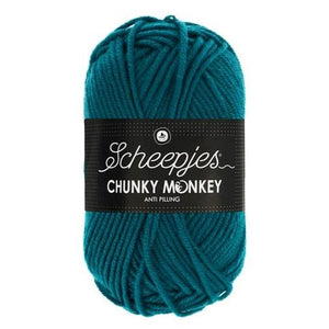 Scheepjes Chunky Monkey  Colours 1302 - 2019