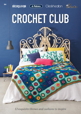 Crochet Club Pattern Book 364