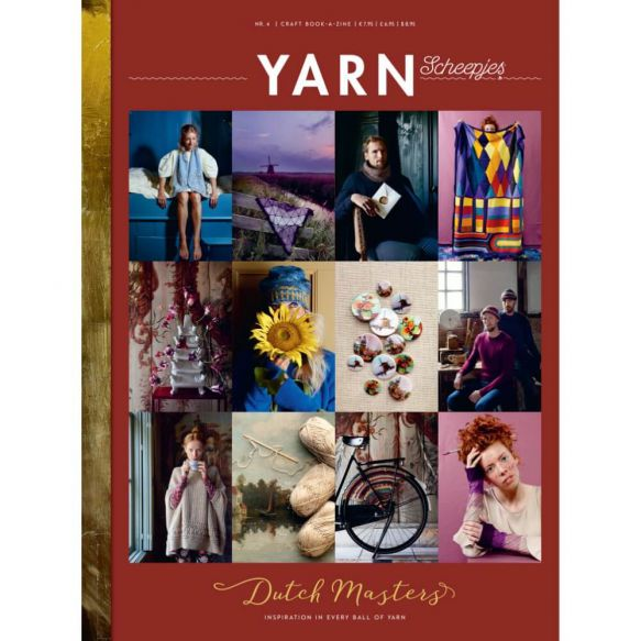 Scheepjes Yarn Bookazine - The Dutch Masters