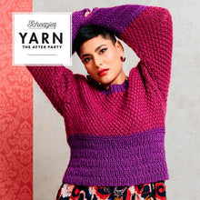 Load image into Gallery viewer, Yarn The After Party No.122 Cranberry Fizz Jumper