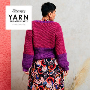 Yarn The After Party No.122 Cranberry Fizz Jumper
