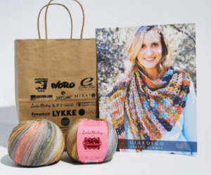 Louisa Harding Perris Crochet Shawl Kit
