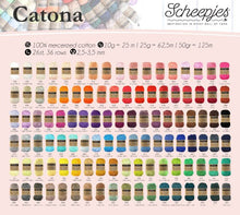 Load image into Gallery viewer, Scheepjes Catona Colour Pack 109 x 10g Balls