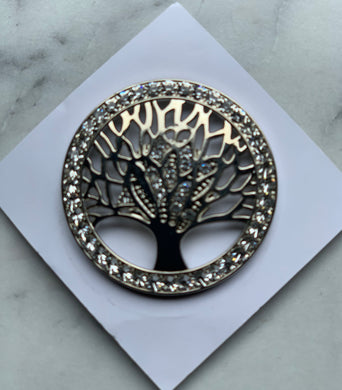 Opry Decorative Tree of Life Broach