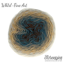 Load image into Gallery viewer, Scheepjes Whirl Fine - Art