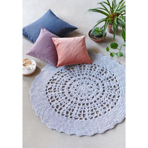 Patons Crochet Mandala Throw