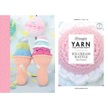 Load image into Gallery viewer, Scheepjes Yarn AfterParty No.56 Ice Cream Rattle