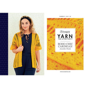 Yarn After Party No. 67 Boho Cardigan