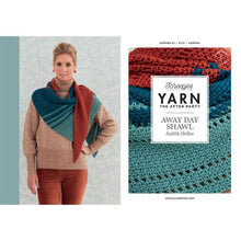 Load image into Gallery viewer, Yarn After Party N0, 92 Away Day Shawl
