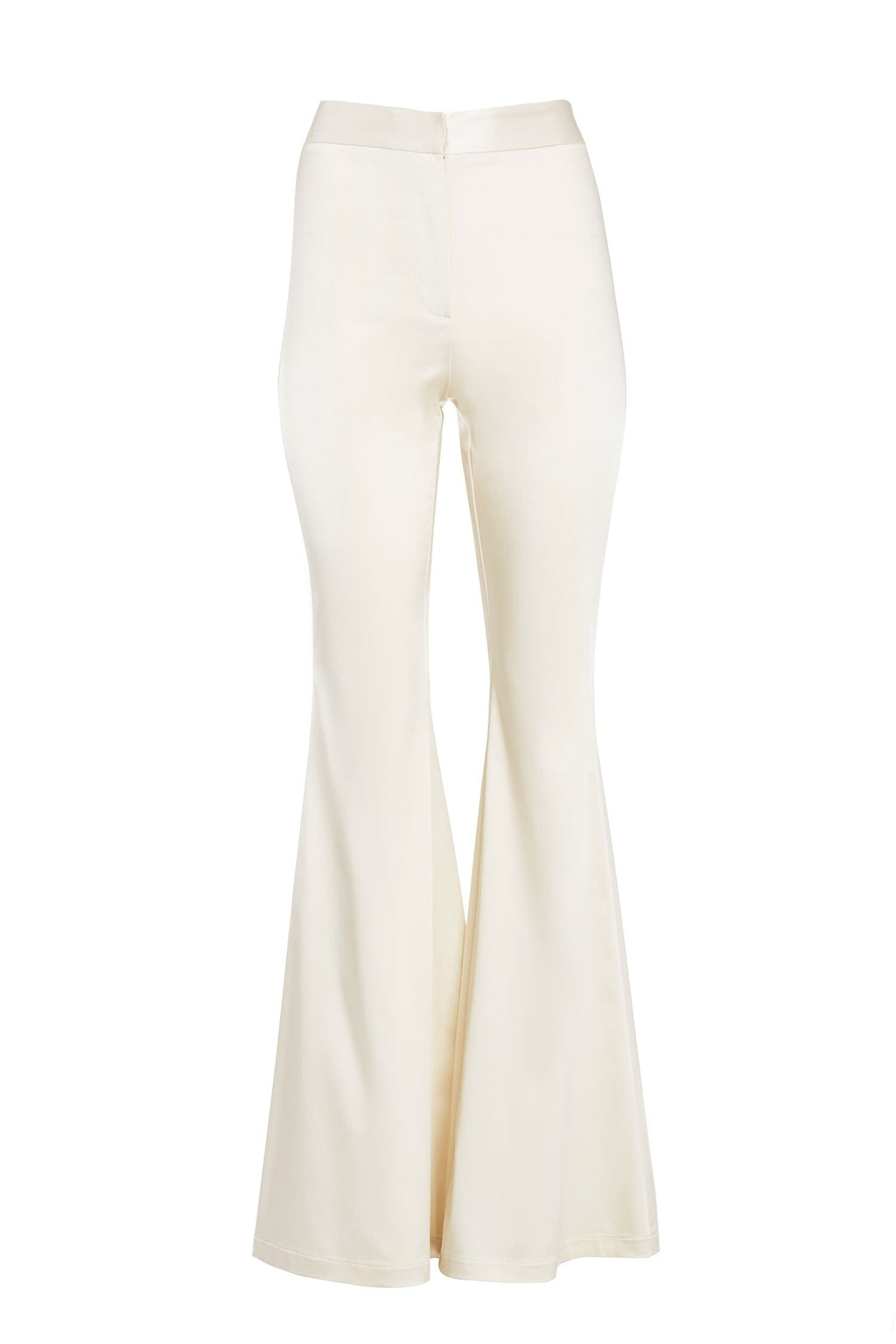 PRE-ORDER Satin Flared Pant