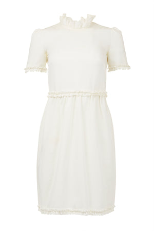 Shirley Mae Dress with Detachable Skirt
