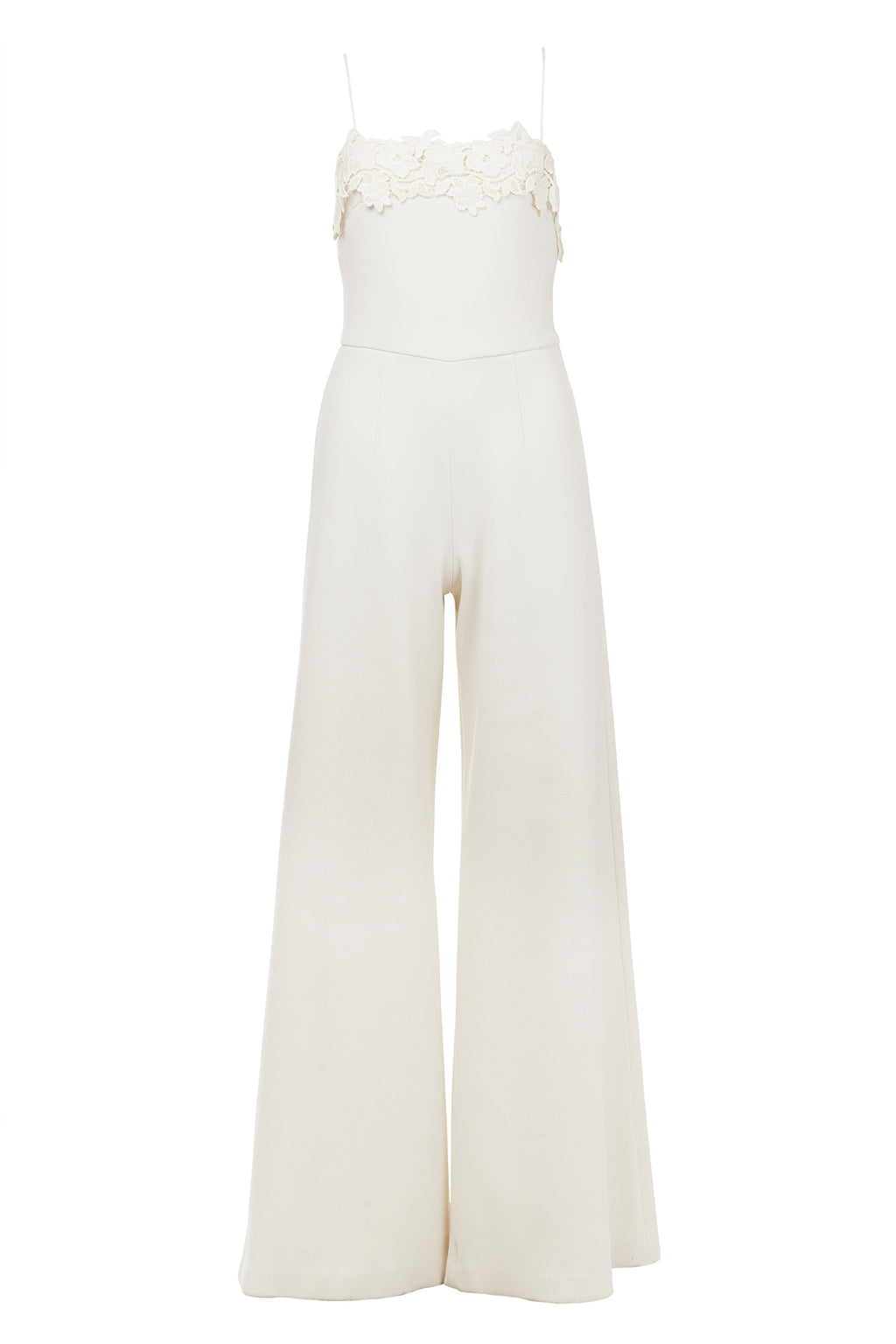 Wool Jumpsuit