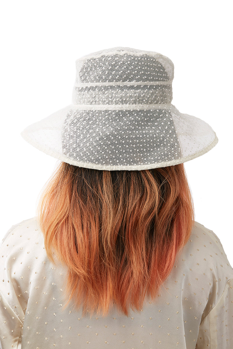 The Lein Lace Bucket Hat