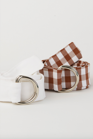 The Lein Buckle Belt