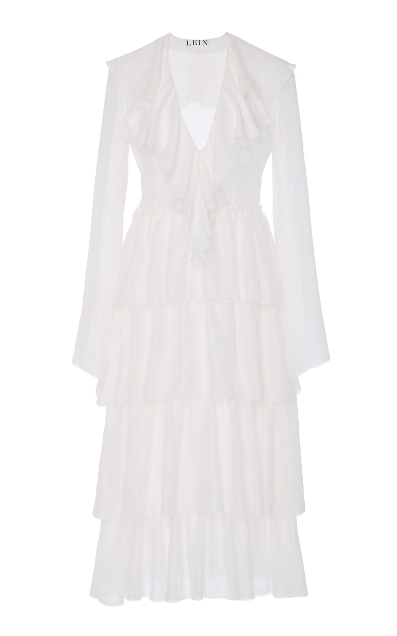 Emmylou Tiered Dress