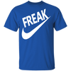 Nike Freak Shirt - Royal - Worldwide Shipping - NINONINE