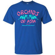 Orchids Of Asia T Shirt