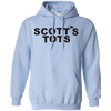 Scotts Tots Hoodie - Light Blue - Shipping Worldwide - NINONINE