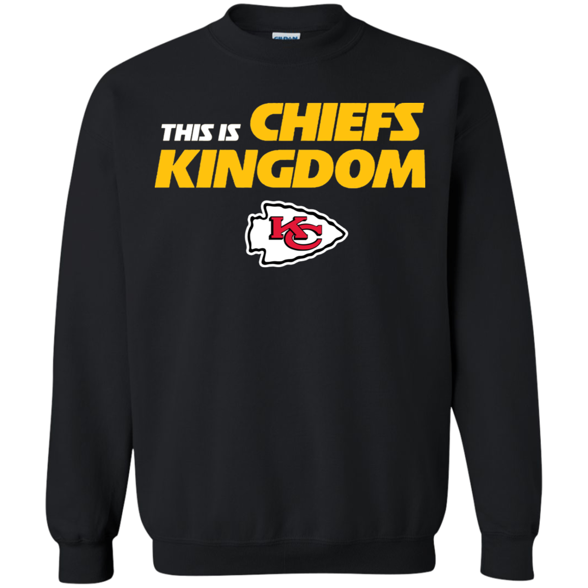 This Is Chiefs Kingdom Sweater
