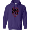 Roman Reigns Hoodie Dark - Purple - Shipping Worldwide - NINONINE
