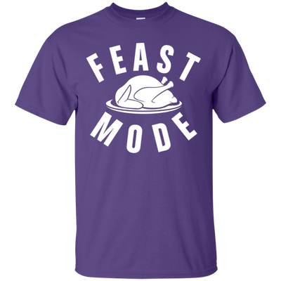 Feast Mode Shirt - Purple - Shipping Worldwide - NINONINE