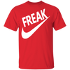 Nike Freak Shirt - Red - Worldwide Shipping - NINONINE