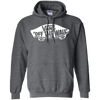 Vans Off The Wall Hoodie Dark - Dark Heather - Shipping Worldwide - NINONINE