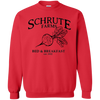 Schrute Farms Bed And Breakfast Est 1812 Sweater - Red - Shipping Worldwide - NINONINE