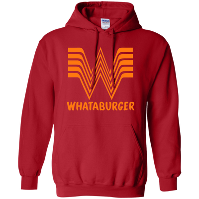 Whataburger Hoodie - Red - Shipping Worldwide - NINONINE