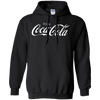 Coca Cola Hoodie - Black - Shipping Worldwide - NINONINE