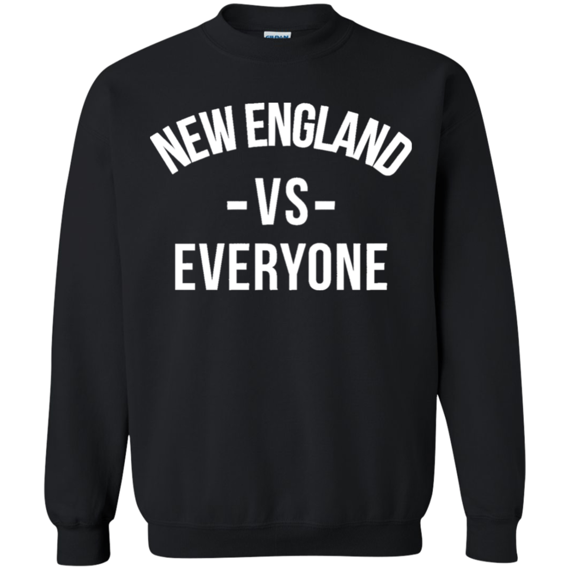 New England Vs Everyone Sweater