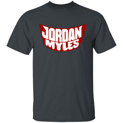 Jordan Myles Shirt - Dark Heather - Worldwide Shipping - NINONINE