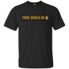Eddie Aikau Shirt - Black - Shipping Worldwide - NINONINE
