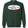But There's Only One Stan Lee Sweater - Forest Green - Shipping Worldwide - NINONINE