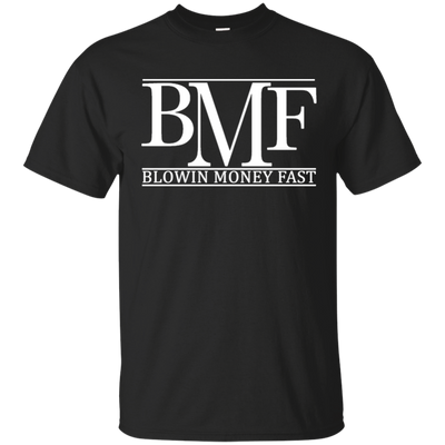 Bmf Shirt - Black - Shipping Worldwide - NINONINE