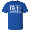 Bmf Shirt - Royal - Shipping Worldwide - NINONINE