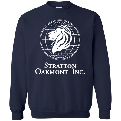 Stratton Oakmont Sweater - Navy - Shipping Worldwide - NINONINE