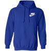 Blue Nike Hoodie - Royal - Worldwide Shipping - NINONINE