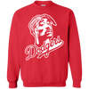 Tupac Dodgers Sweater - Red - Shipping Worldwide - NINONINE