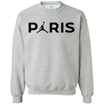 Psg Jordan Sweater Light - Sport Grey - Shipping Worldwide - NINONINE