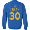 Stephen Curry 30 Sweater - Royal - Shipping Worldwide - NINONINE