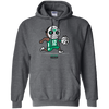 Scary Terry Hoodie V3 - Dark Heather - Shipping Worldwide - NINONINE
