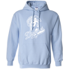 Tupac Dodgers Hoodie - Light Blue - Shipping Worldwide - NINONINE